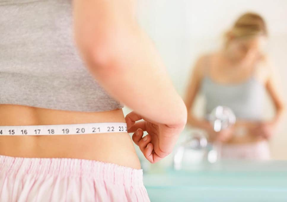 It's less common, but weight loss can also contribute to hair loss